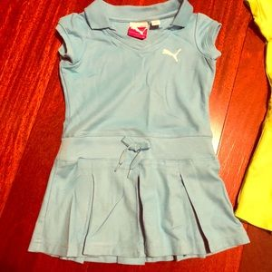 Girls' Tennis Dress by Puma